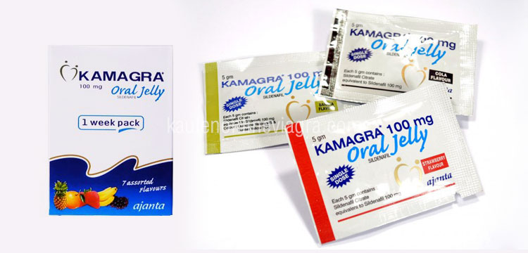 Kamagra Oral Jelly Ajanta